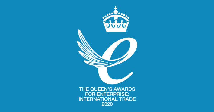 Winning The 2020 Queen's Award for Enterprise for International Trade