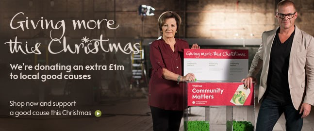 Creative Christmas: Charity Advertising