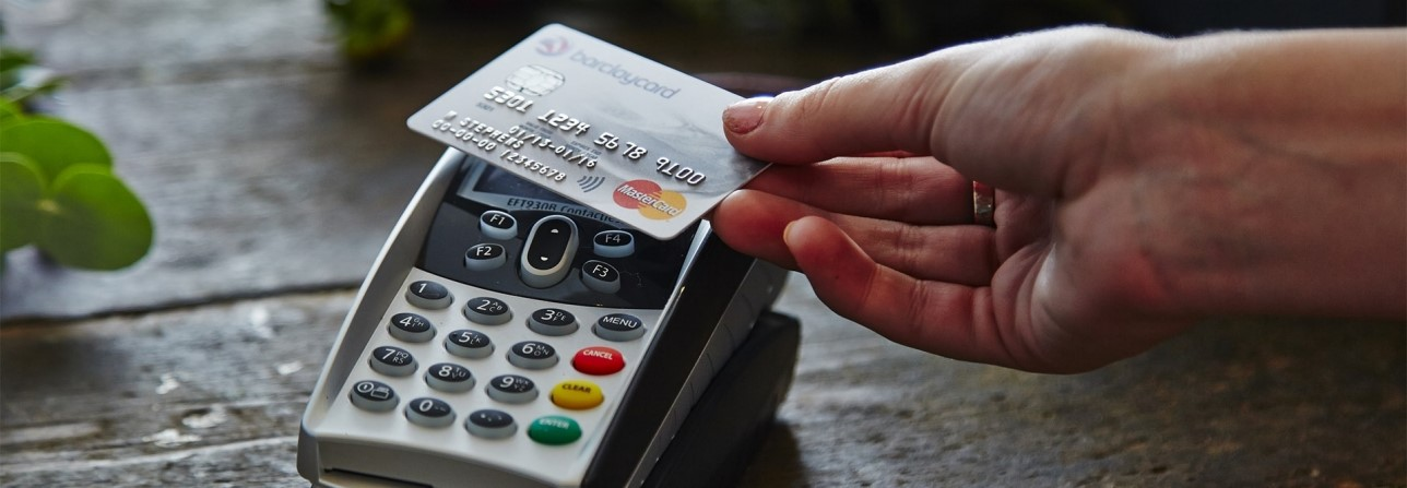 How does contactless payment affect your marketing?
