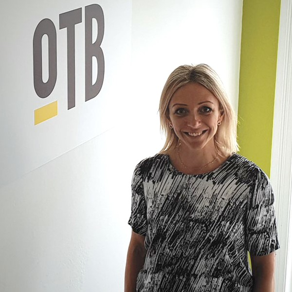 Introducing the latest OTB recruit