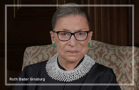 Could a creative agency be influenced by RBG?