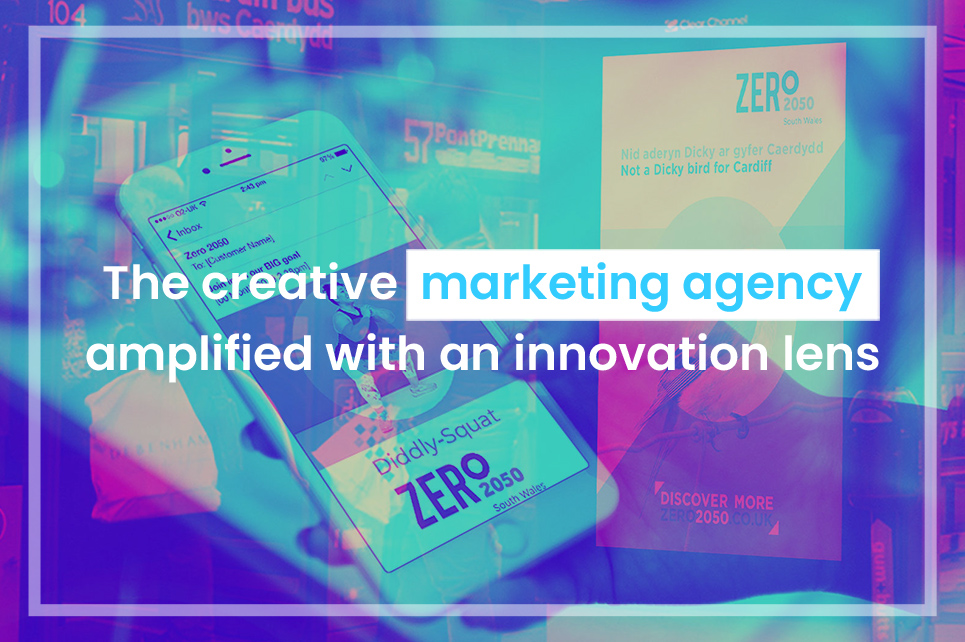 Introducing a new perspective on marketing: innovation marketing from ThinkOTB