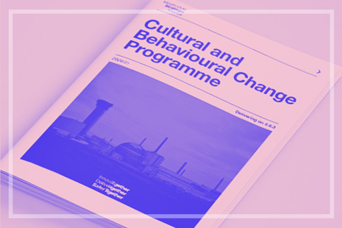 Cultural change comes from the outside, in
