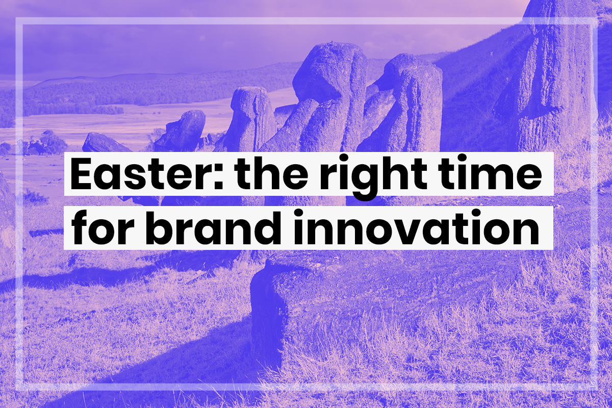 Easter: the right time for brand innovation