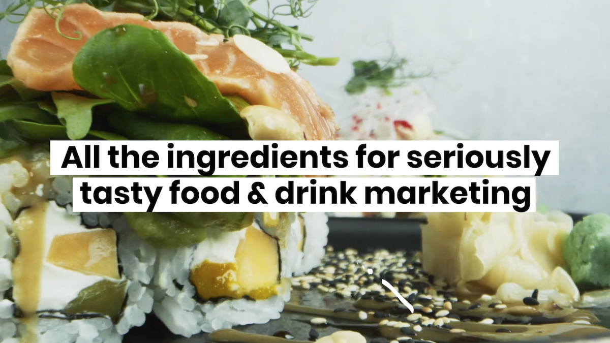What do food & beverage marketers need to know in 2021?